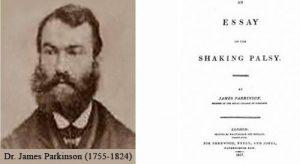 دکتر جیمز پارکیسون