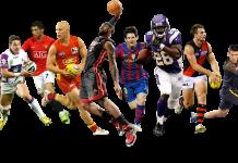 فهرست رشته های ورزشی