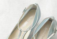 کفش پاشنه بلند عروس