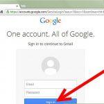 نحوه حذف برگه های ایمیل در جیمیل