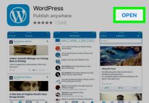 نحوه حذف یک وبلاگ وردپرس در موبایل