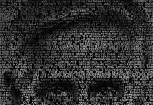 آموزش ساخت یک اثر پرتره متن در فتوشاپ