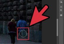 آموزش حذف یک شخص از عکس با استفاده از فتوشاپ