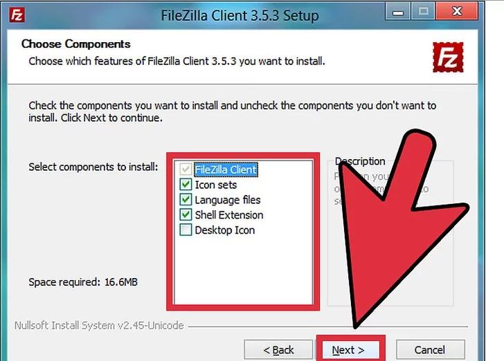 نحوه نصب افزونه های چندگانه وردپرس با استفاده از Filezilla