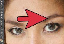 آموزش نحوه فتوشاپ چهره