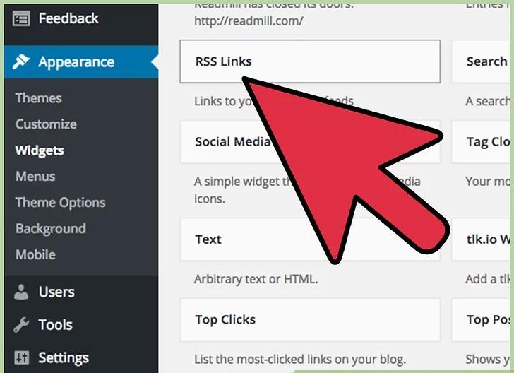 RSS Links