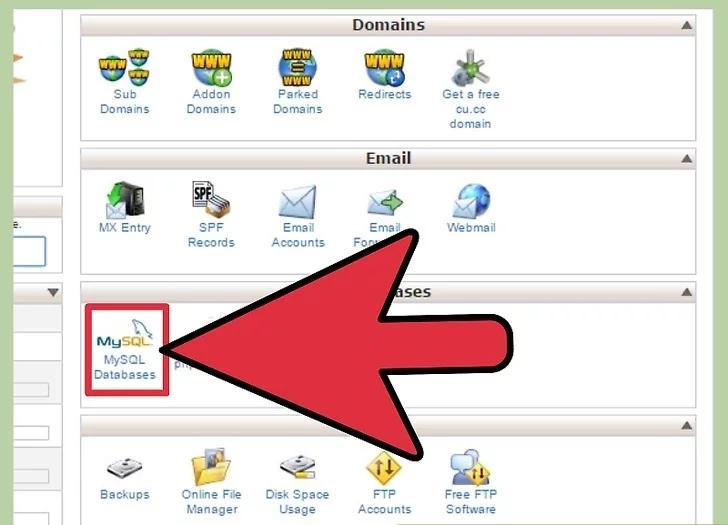 صادر و وارد کردن پایگاه های داده وردپرس