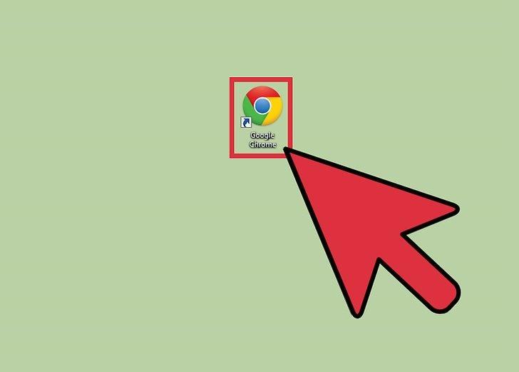 انتخاب کروم برای رفتن به بخش مشخصات حساب گوگل