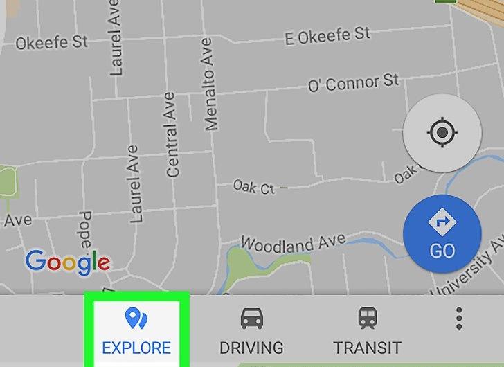 نحوه مشاهده نمای خیابان در Google Maps