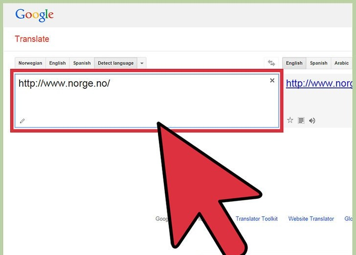 نحوه ترجمه سایت با مترجم گوگل