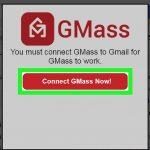راه اندازی GMass