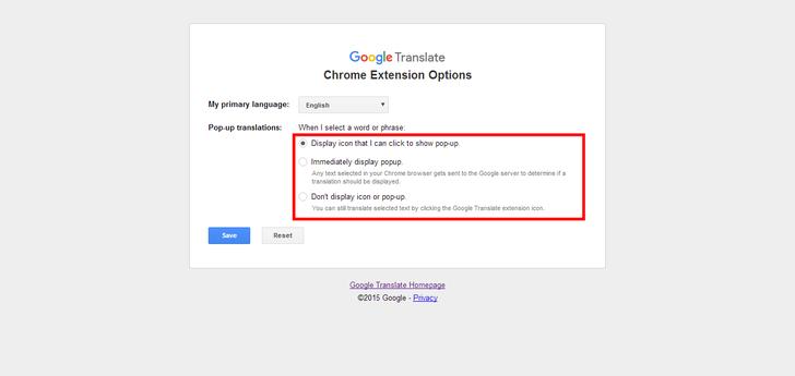 نحوه استفاده از افزونه Google Translate