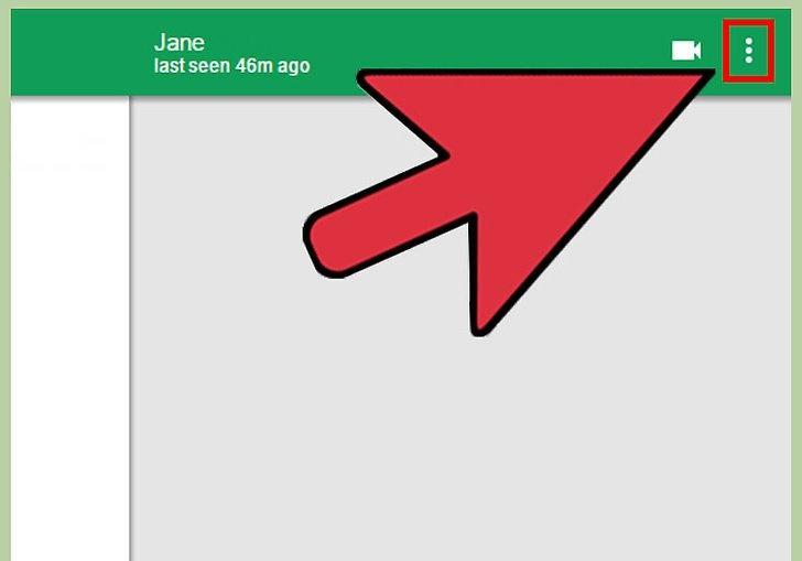 با استفاده از برنامه Google Hangouts دسکتاپ
