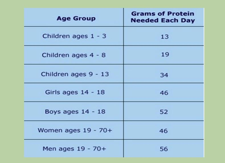 راهنمای مصرف پروتئین مکمل