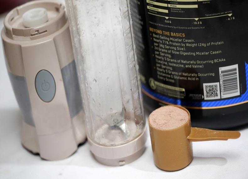 راهنمای مصرف پودر پروتئین