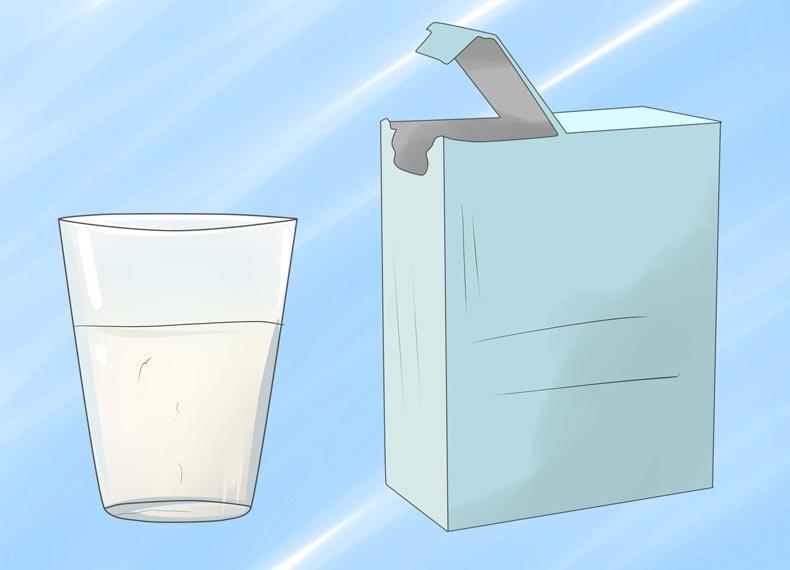 مصرف جوش شیرین