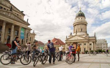 مسکو دوچرخه سواری