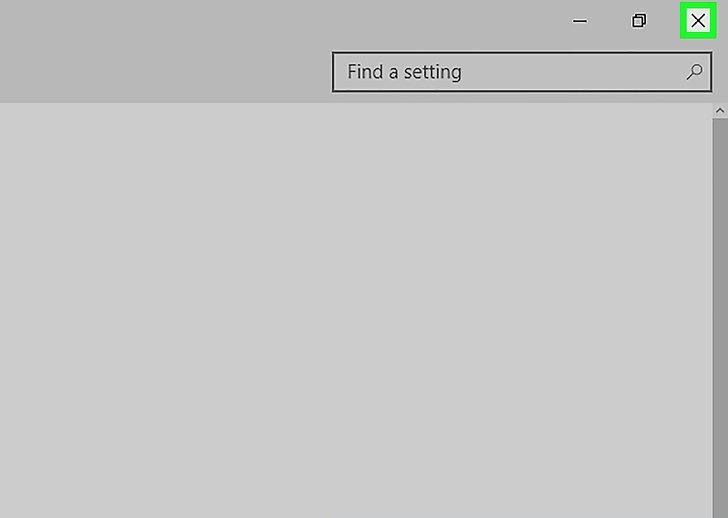 خروج از صفحه تنظیمات دکستاب