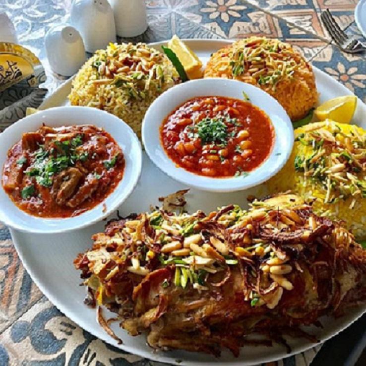 آشنایی با معروف ترین غذاهای محلی دبی: قوزی