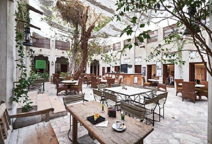 عکس کافه XVA در دبی