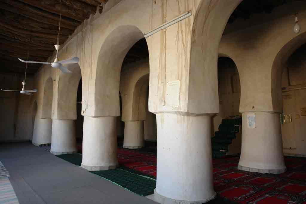 اماکن تاریخی بندر چابهار مسجد جامع دزک بندر چابهار