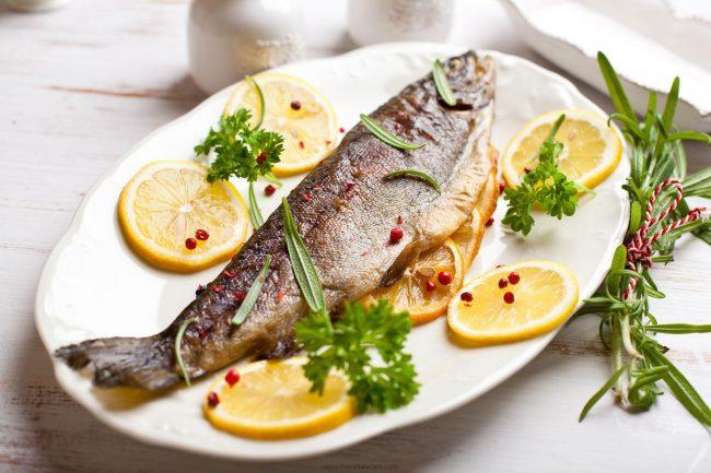 ماهی غذای محلی بندر چابهار