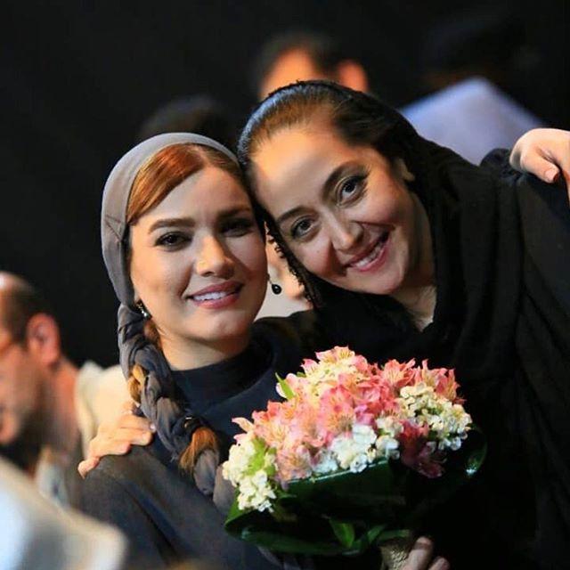 عکس متین ستوده به همراه آرزو افشار