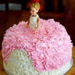 مدل کیک برای روز دختر