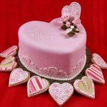 عکس کیک روز دختر مبارک