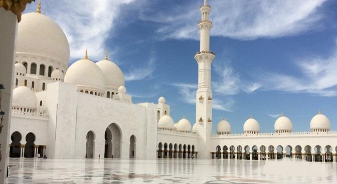 مسجد جمیرا دبی کجاست؟