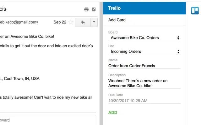 پلاگین های کاربردی gmail جیمیل: Trello