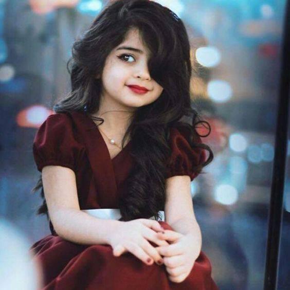 دختربچه خوشگل ایرانی
