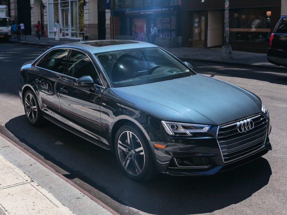 10 ماشین برتر 2019: Audi A4