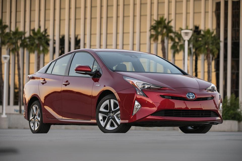 10 ماشین برتر سال 2019: Toyota Prius