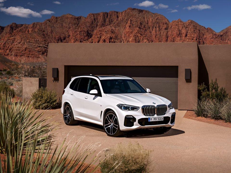10 مورد از بهترین ماشین های 2019: BMW X5