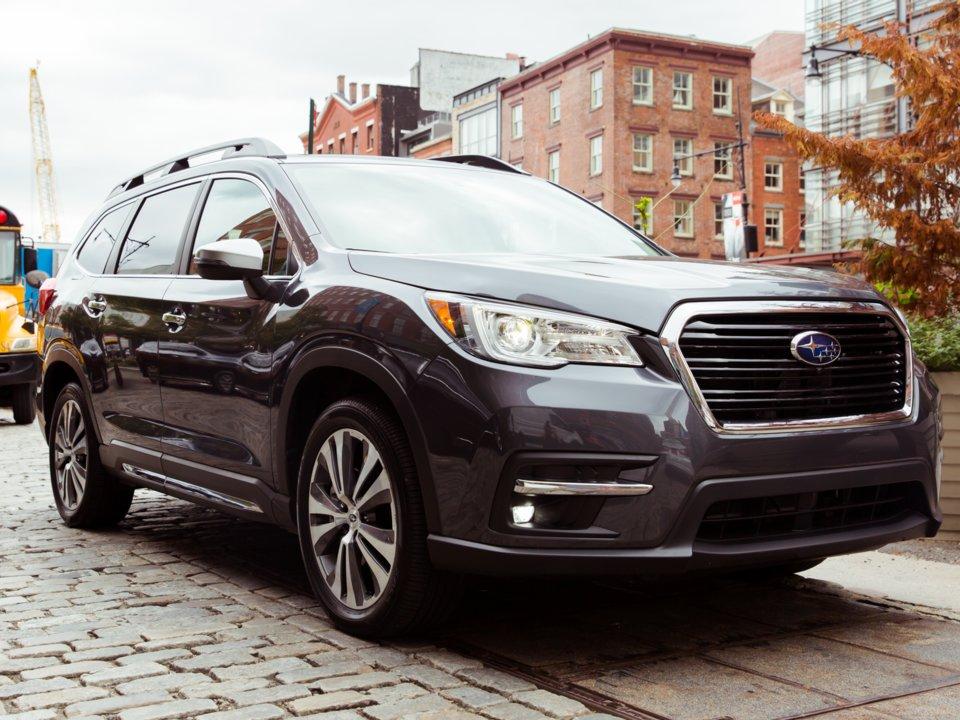 10 ماشین برتر 2019: Subaru Ascent