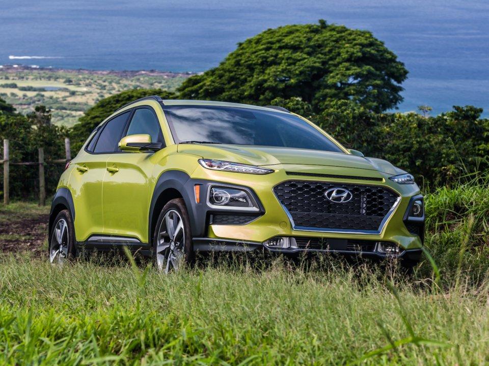 10 خودرو برتر 2019: Hyundai Kona