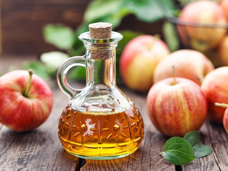 بررسی فواید سرکه سیب برای پوست