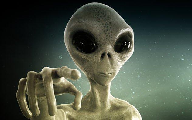 دلایل اثبات اینکه انسان ها از یک فضای دیگر آمده اند: ما تنها نیستیم