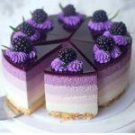 کیک تولد دخترونه بزرگسال خاص