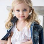 زست زیبای عکس کودک در منزل