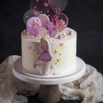 کیک شیک روز دختر