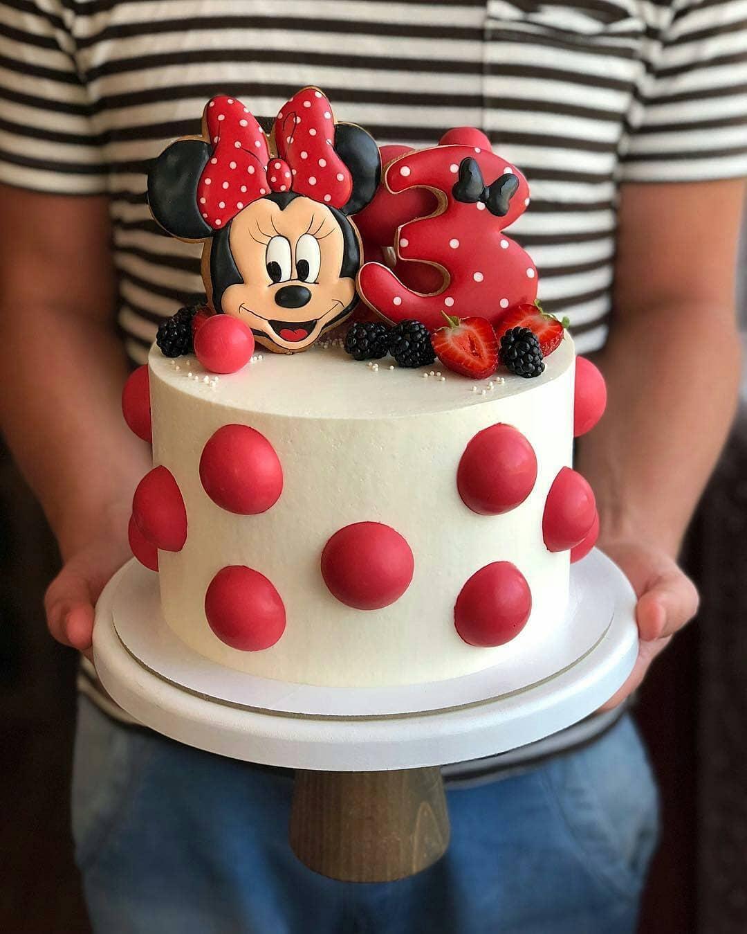 عکس کیک روز دختر خانگی