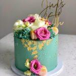 کیک روز دختر خفن