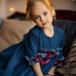 زیباترین ژست عکس آتلیه کودک