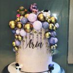 مدل کیک روز دختر 98