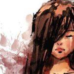 نقاشی دختر کوچولو