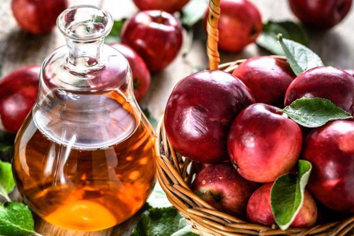 ترکیبات سرکه سیب برای پوست