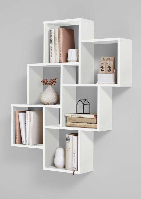 عکس قفسه کتاب کوچک