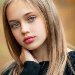 عکس از دختر بسیار زیبا و جذاب